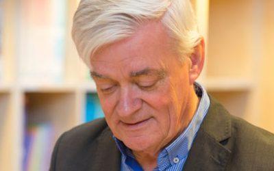 28 september uittreerede lector Henk Ritzen